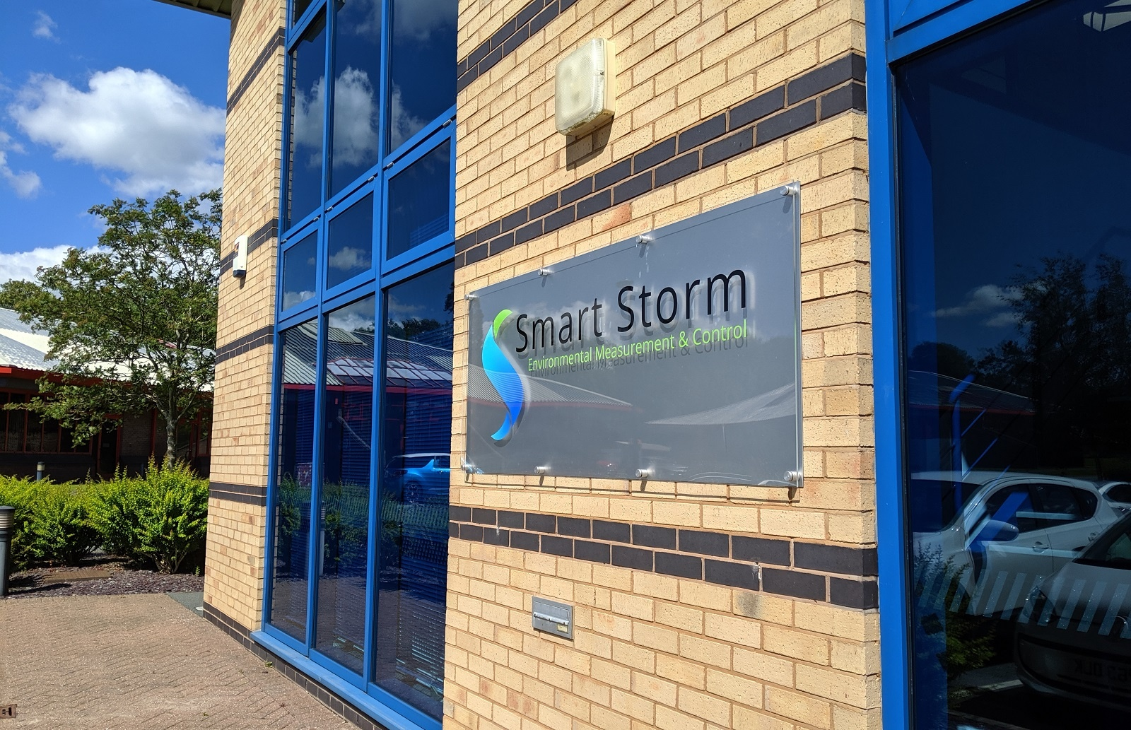 Smart Storm Ltd move their head office to Bangor