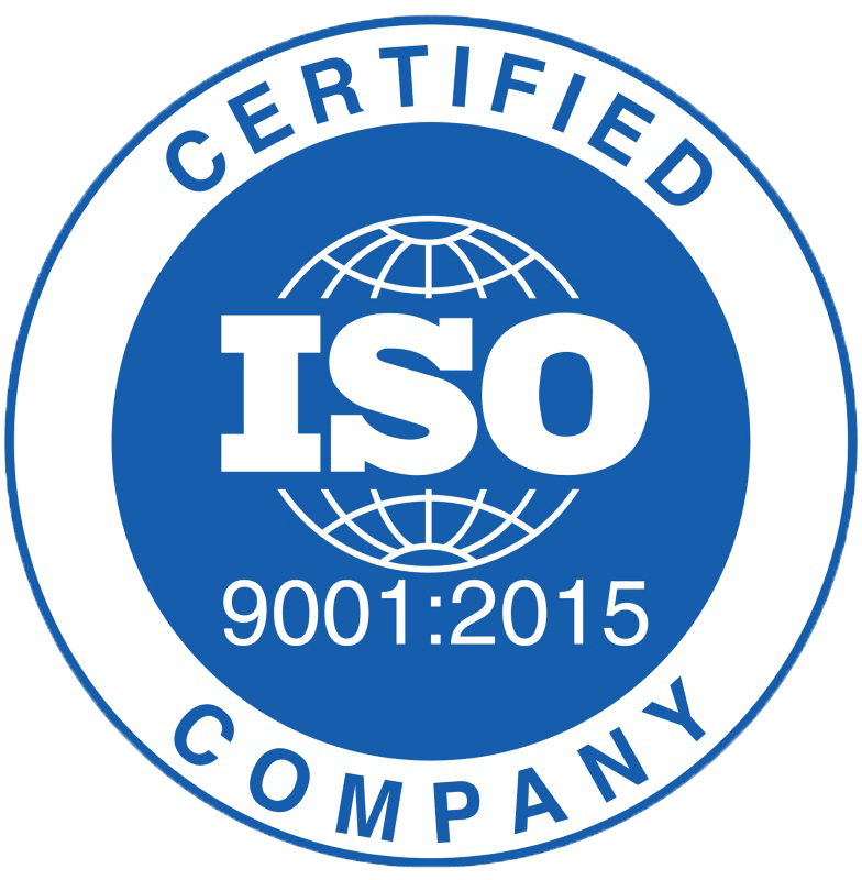 ISO 2015 Certification Icon